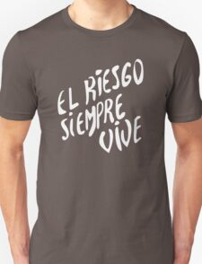 Vasquez's Chest plate motif T-Shirt