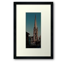 Hunter Ballie, Annandale Framed Print