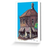 Hopscotch Cafe, Annandale Greeting Card