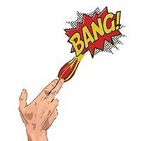 Hand - Bang !! Bang !! Bang !! by pixelpraani