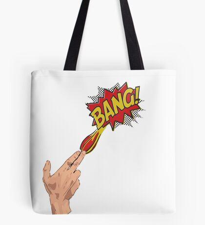 Hand - Bang !! Bang !! Bang !! Tote Bag