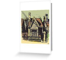 11 Reserve St, Annandale Greeting Card