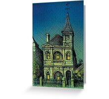 35 Johnston Street, Annandale Greeting Card