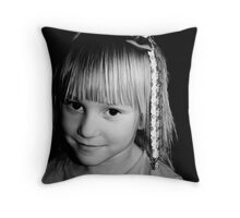 The Gabster Throw Pillow