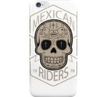 Mexican Riders iPhone Case/Skin