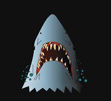 Scary shark Unisex T-Shirt
