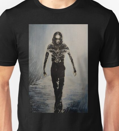 Eric Draven - The Crow Unisex T-Shirt