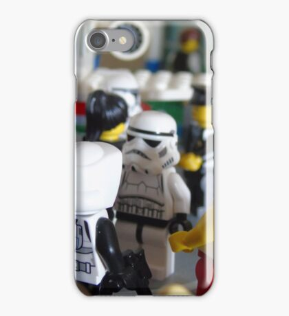 Airport Security iPhone Case/Skin