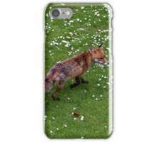 Fox iPhone Case/Skin