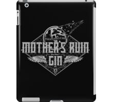 Mother's Ruin (Variant 3) iPad Case/Skin