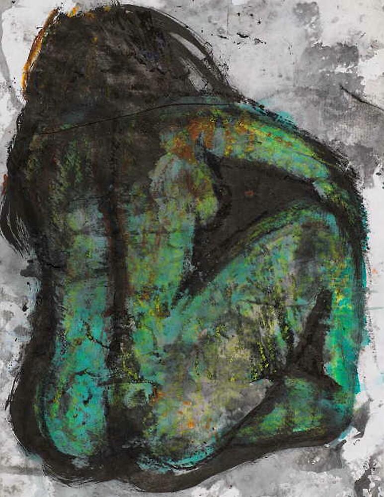 Nude, Bernard Lacoque-11 by ArtLacoque