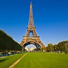 Eiffel Tower - Paris by Charuhas  Images