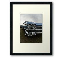 Cadillac Eldorado Seville Framed Print