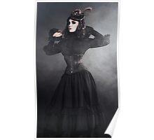 Victorian Vampire Poster