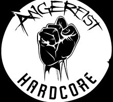 Angerfist Logo by KevinStefanoni