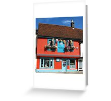 The Galley, St Nicholas Street, Ipswich Greeting Card