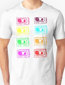 Coloured Tapes T-Shirt