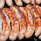 Thuringian Fried Sausages (Erfurt/Germany) by vbk70