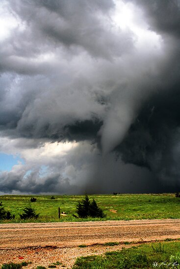 Leedey, OK May 19 2010 Tornado by DKMDesigns