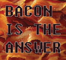 Bacon - Need i say more ? by pixelpraani