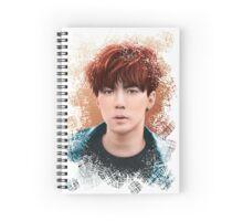 EXO Sehun Spiral Notebook