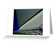 Architecture, San Francisco State University Greeting Card