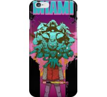 Hotline Miami: The Caracters iPhone Case/Skin
