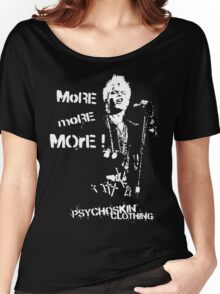 Billy Idol - Rebel Yell Women's Relaxed Fit T-Shirt