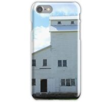 Country Elevator on the Prairies iPhone Case/Skin