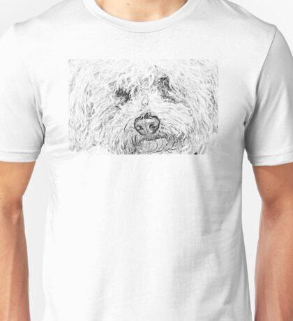 Shaggy Becky the Bichon Unisex T-Shirt