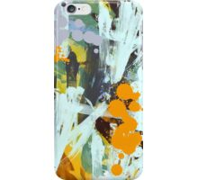 Abstract Country Garden iPhone Case/Skin