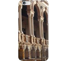 Fifty-Eight Benches iPhone Case/Skin