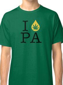 I Dab PA (Pennsylvania) Weed Classic T-Shirt