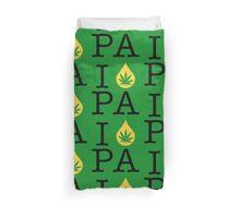 I Dab PA (Pennsylvania) Weed Duvet Cover