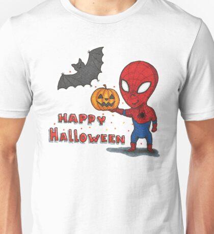 Spider-Halloween Unisex T-Shirt