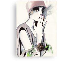 Djessika Canvas Print