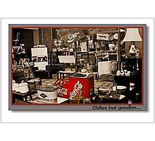 Oldies but Goodies Photographic Print