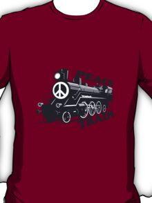 Cat Stevens - Peace Train is coming T-Shirt