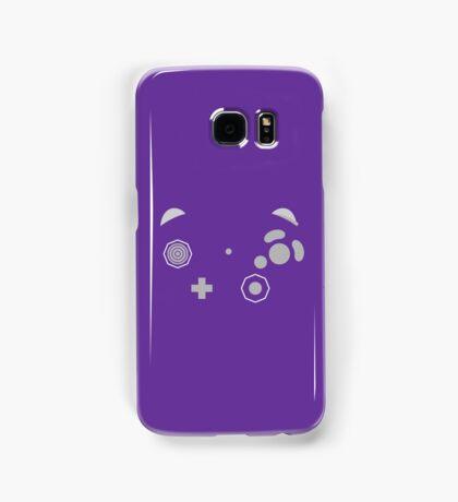 Gamecube Controller Buttons - Light Samsung Galaxy Case/Skin