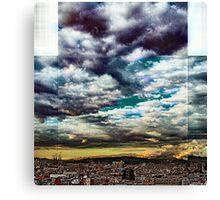 2010-09-25 _DSCN6649-DSCN6650 _GIMP Canvas Print