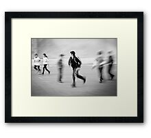 OnePhotoPerDay Series: 299 by L. Framed Print