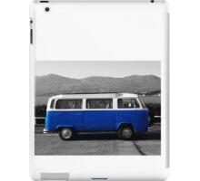 Retro VW Campervan iPad Case/Skin