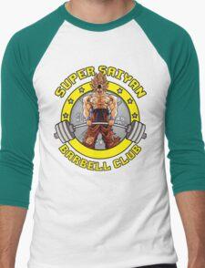 Super Saiyan Barbell Club T-Shirt