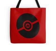 Pokemon Pokeball Fire  Tote Bag