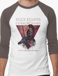 socii equites extraordinarii Men's Baseball ¾ T-Shirt