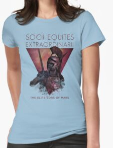 socii equites extraordinarii Womens Fitted T-Shirt