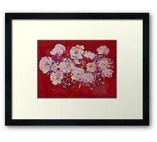 Red Trillium  Framed Print