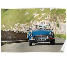 Three Castles Classic Welsh Trial 2015 ... Poster