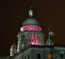 State House in Pink by AraujoW