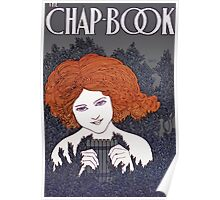 Poster 1890s The ChapBook No 5 the pipes advertising poster 1895 USSR Poster
